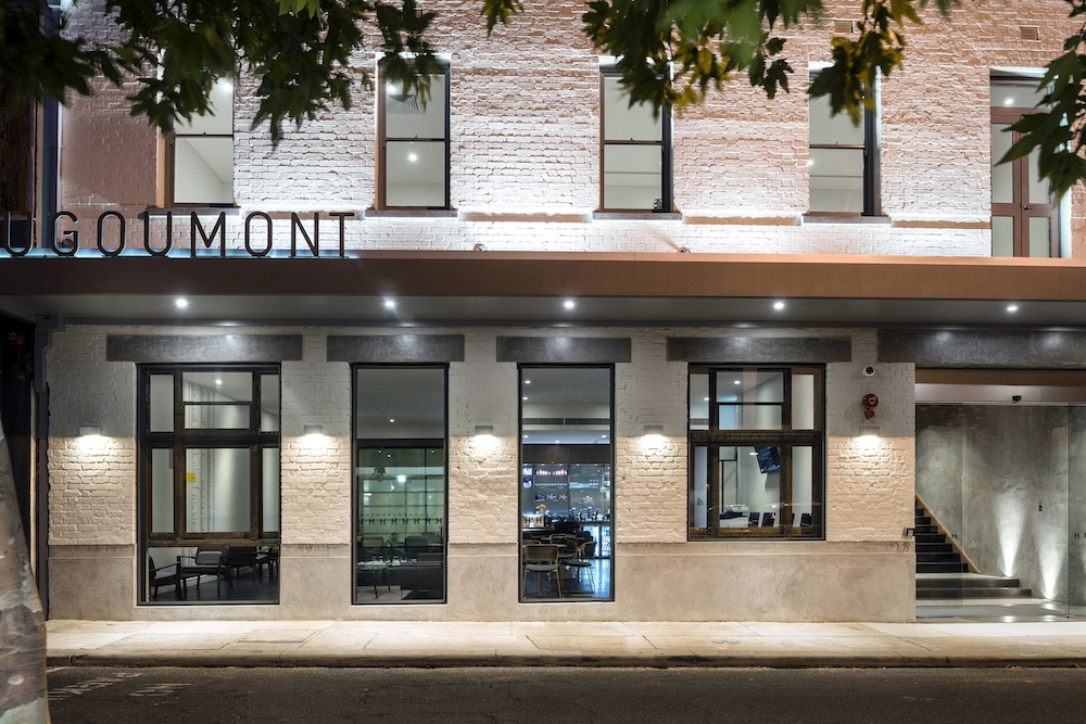 design-estate Perth Architecture  Hougoumont Hotel_Joel Barbitta 1