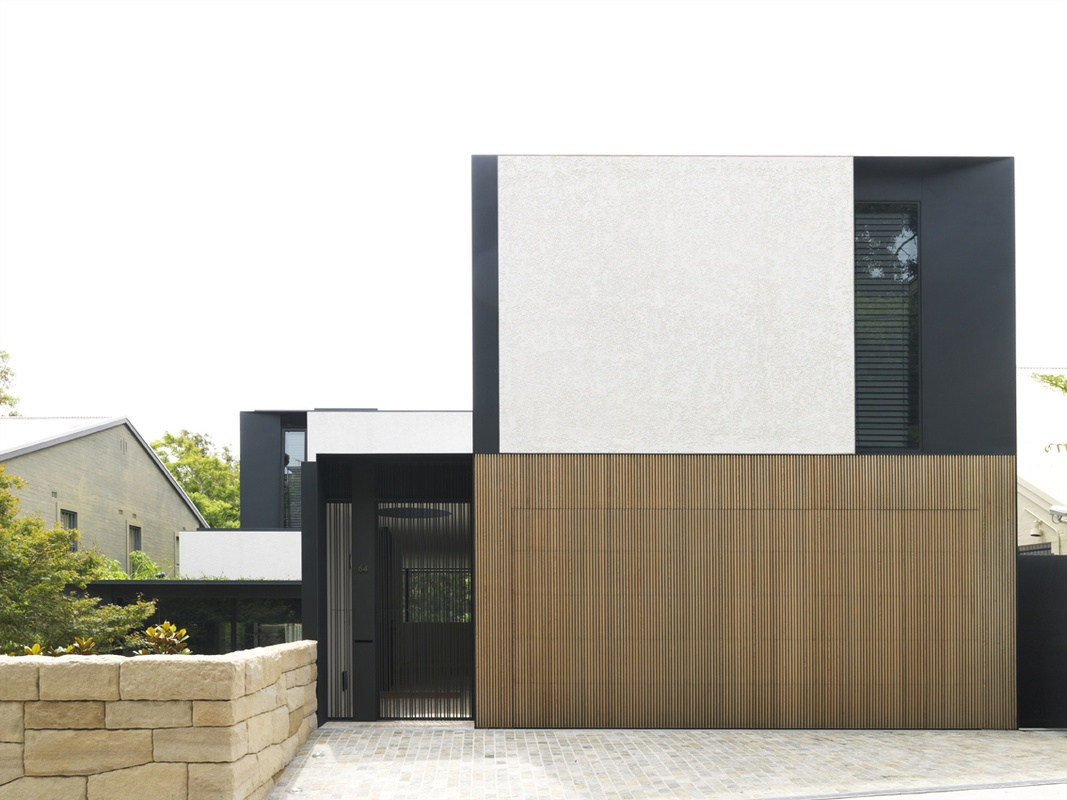 Cooper Park House by Tobias Partners. Image. Justin Alexander