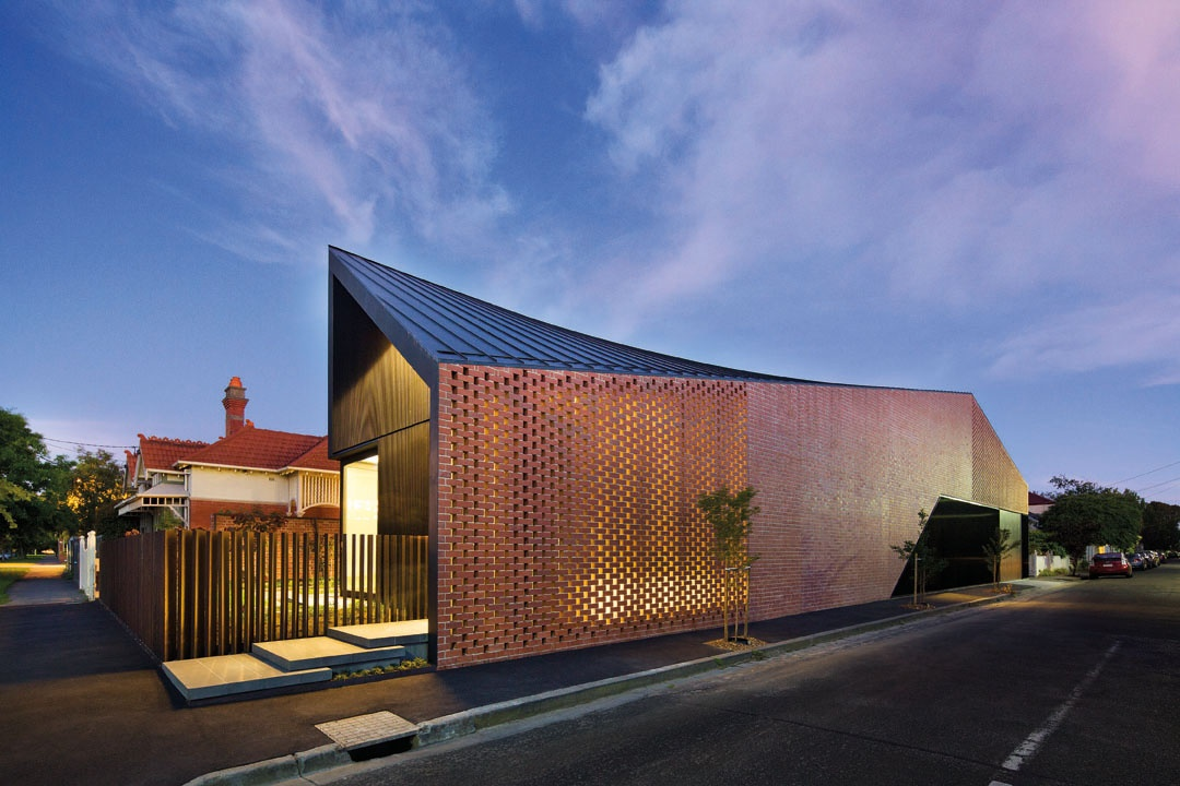 Middle Park House by Jackson Clements Burrows Architects. Image. John Gollings