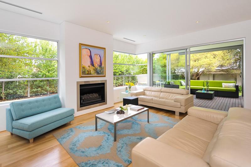 design-estate Real Estate 34 Princess Rd Claremont lounge