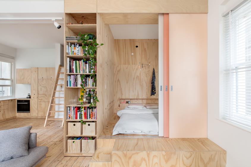 design estate A. Clare Cousins Architects 1