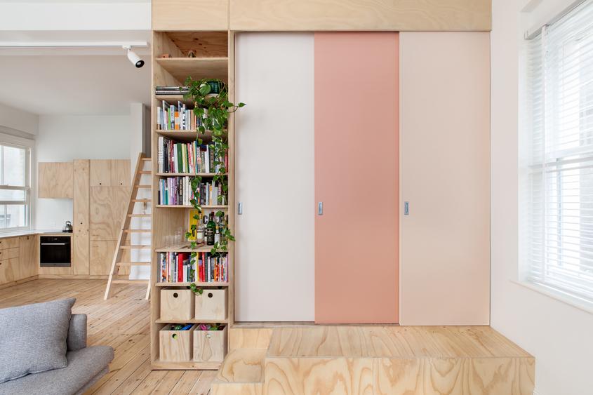 design estate A. Clare Cousins Architects 2