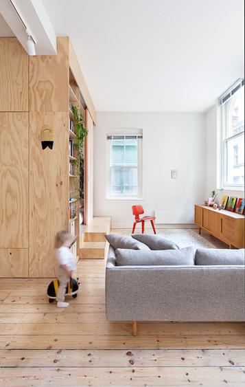 design estate A. Clare Cousins Architects 5