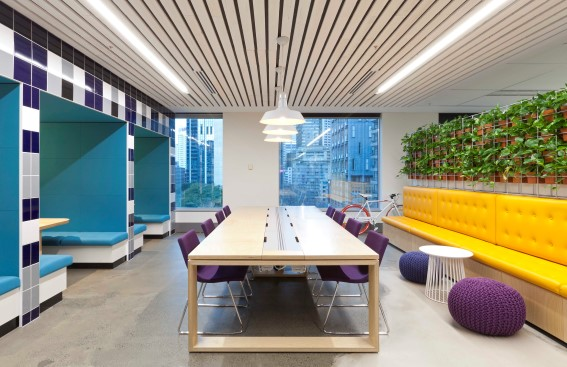 design-estate Built Design Dulux Awards Commercial  Interior Wunderman