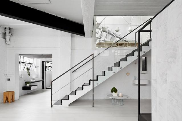design-estate Built Design Artedomus Showroom by Studio You Me. Image. Peter Clarke
