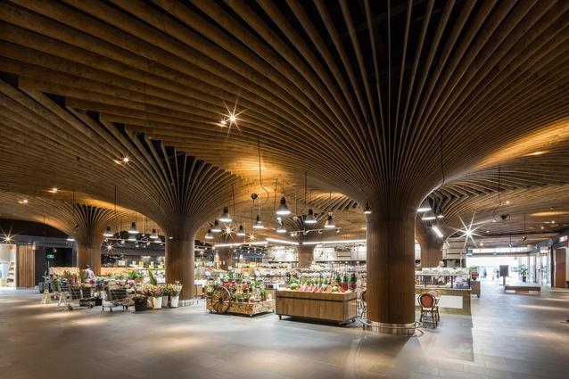 design-estate Built Design East Village Urban Marketplace by Koichi Takada Architects. Image. Tom Ferguson
