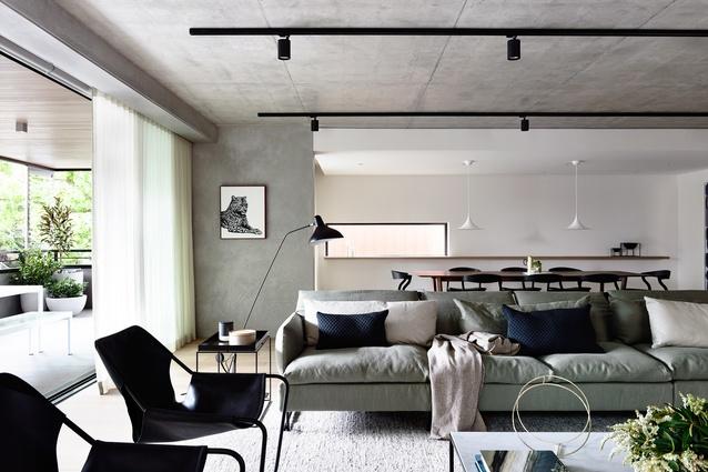 design-estate Built Design South Yarra by Neometro And Carr Design Group Collaboration. Image. Derek Swalwell