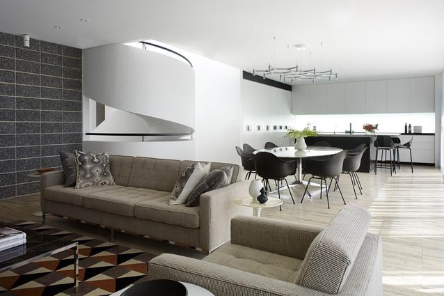 design-estate Built Design Tennyson Point House by Greg Natale Design. Image. Anson Smart