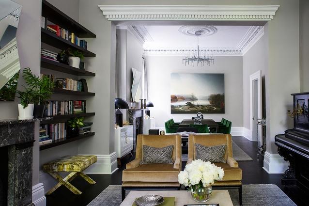 design-estate Built Design Victoria House by Brendan Wong Design. Image. Maree Homer