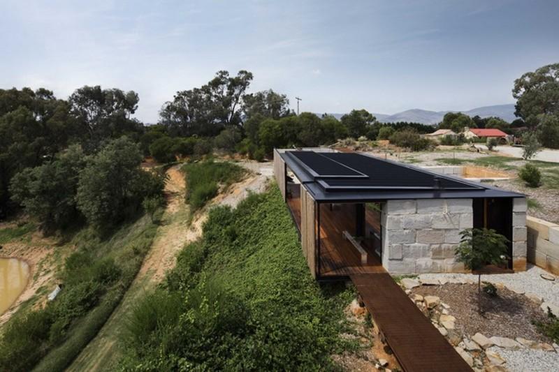 design-estate Designer Living Sawmill House by Archier Studio Image Benjamin Hosking 2
