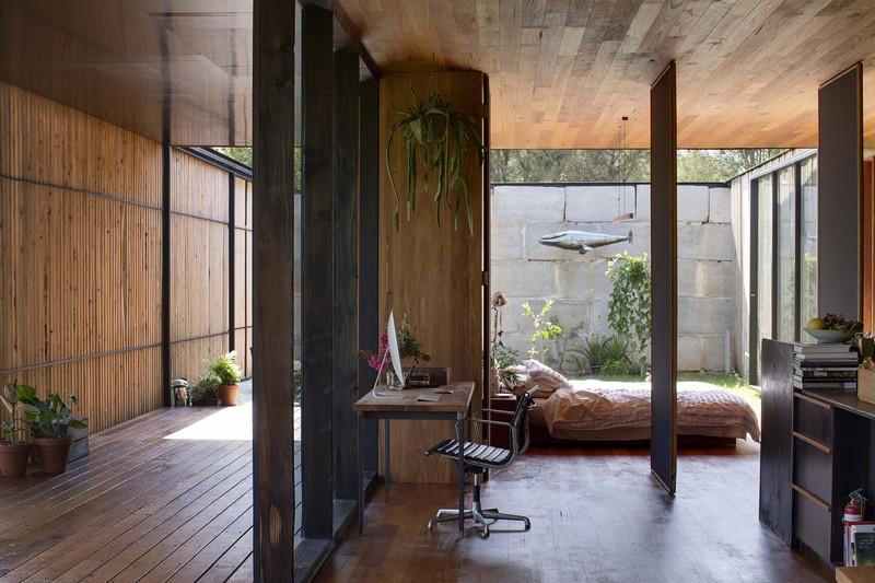 design-estate Designer Living Sawmill House by Archier Studio Image Benjamin Hosking 4