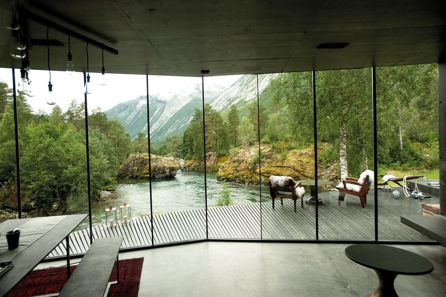 Juvet landscape hotel 4 for Design hotel 2015