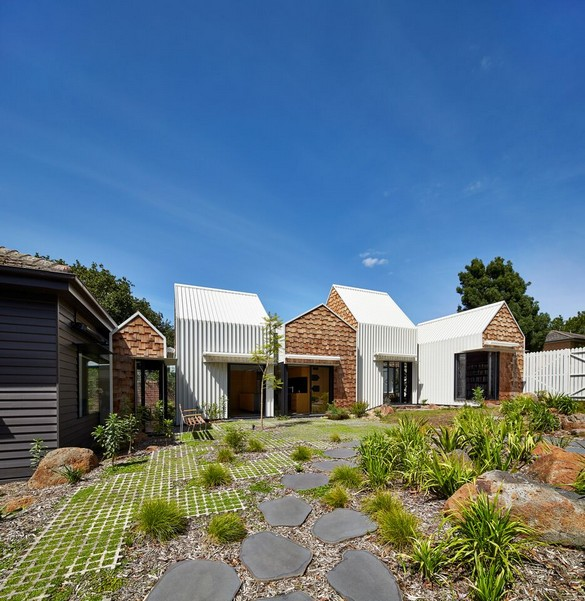 design-estate Designer Living Tower Home by Andrew Maynard Architects Photo Peter Bennetts 22