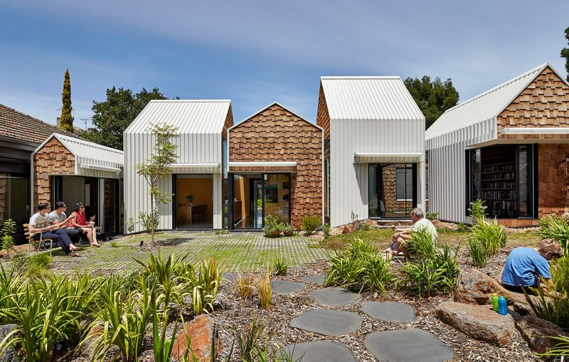design-estate Designer Living Tower Home by Andrew Maynard Architects Photo Peter Bennetts 23