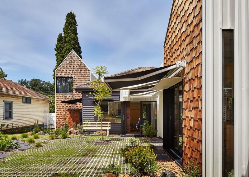 design-estate Designer Living Tower Home by Andrew Maynard Architects Photo Peter Bennetts 24