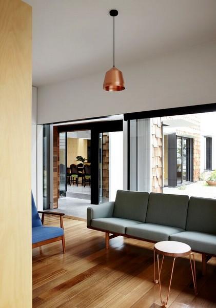 design-estate Designer Living Tower Home by Andrew Maynard Architects Photo Peter Bennetts 8