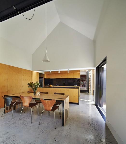 design-estate Designer Living Tower Home by Andrew Maynard Architects Photo Peter Bennetts 9
