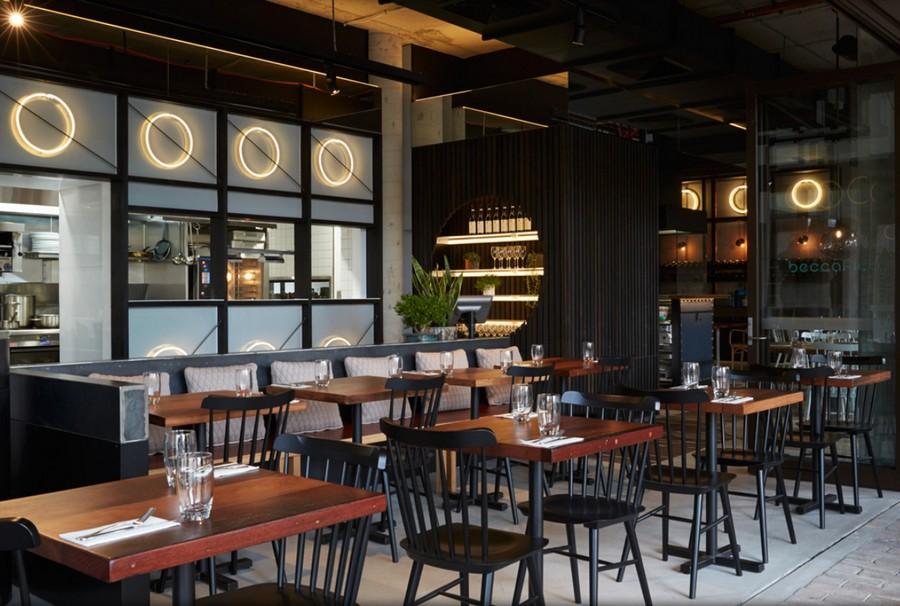design-estate Design News best restaurant design winner Beccafico 4