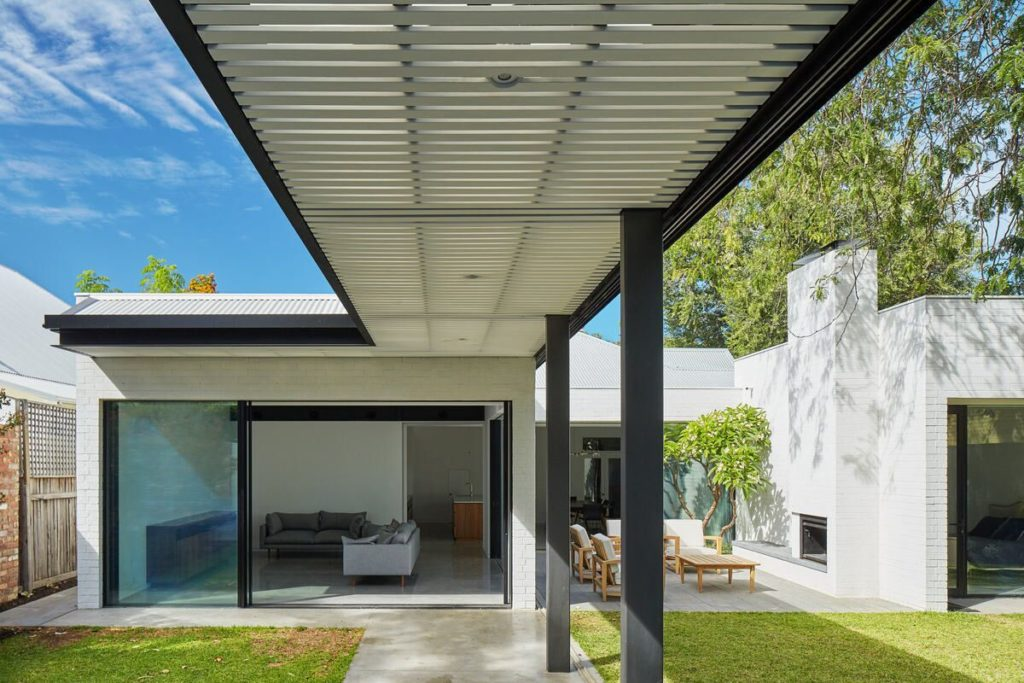 Claremont Residence, David Barr Architecture. Pic Robert Frith 3