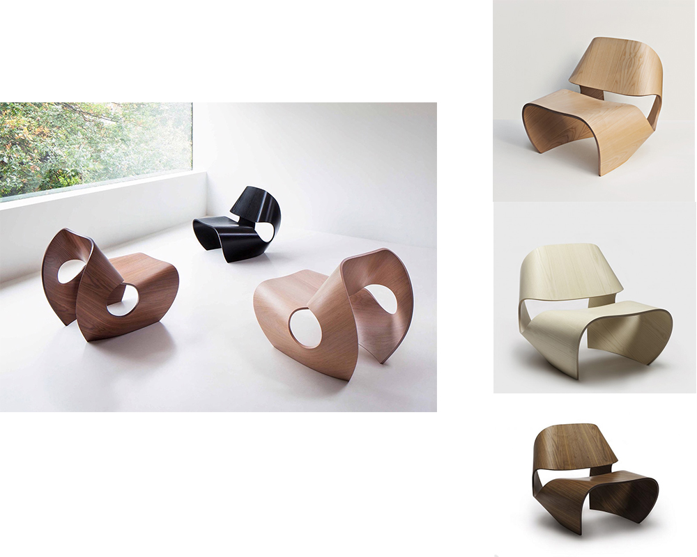 Cowrie Chair by Brodie Neill