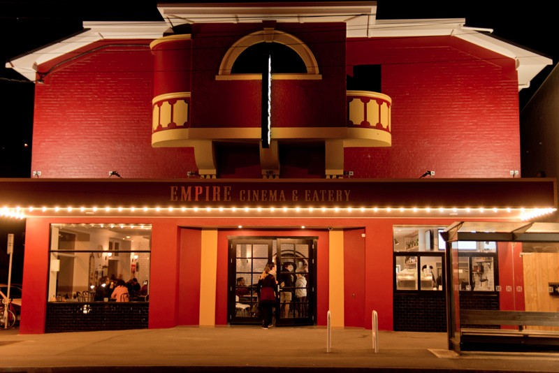 Empire Cinema & Eatery by ArcHaus Architects. Photo Luke Calder