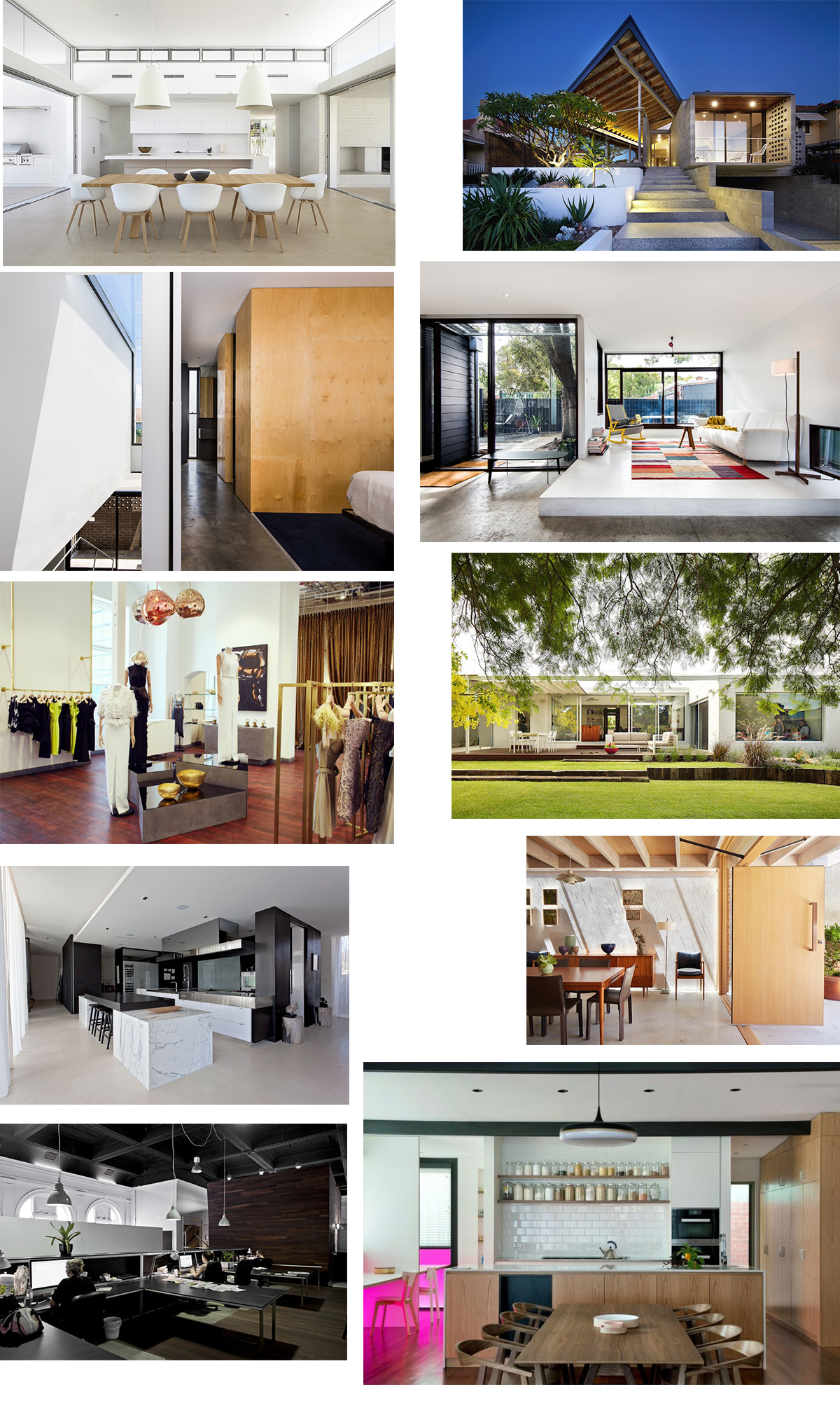 Wa architecture interior projects events from the year for Interior design events